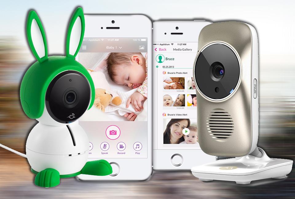 Babyfoons met HD beeldkwaliteit