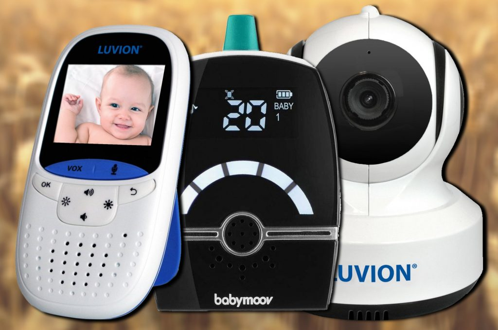 Beste babyfoons tot 150 euro