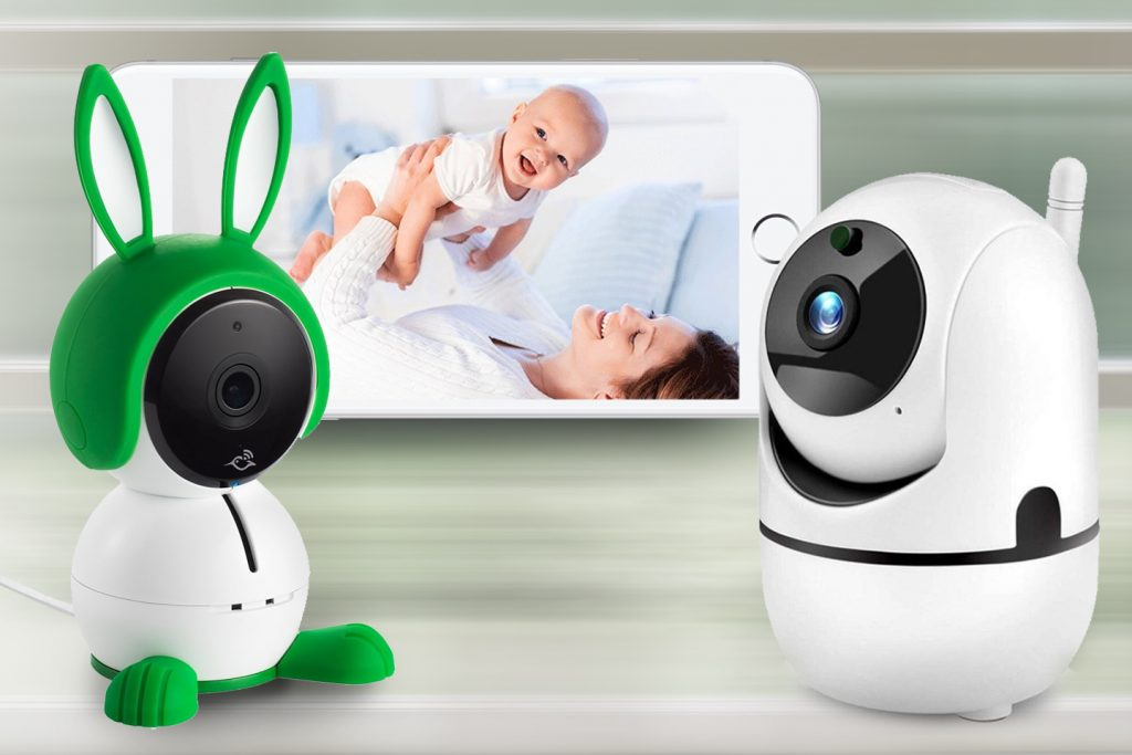 Beste Wi-Fi babyfoons met camera